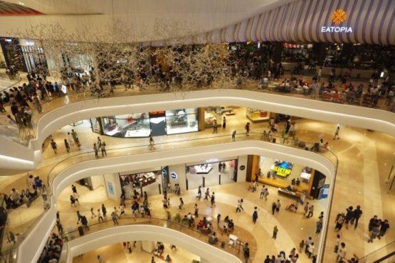 Centro commerciale in Korea
